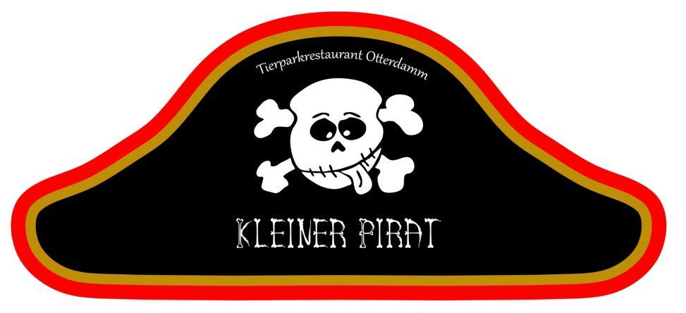 Piraten-hüte oder Piratenhut und Papp-hut