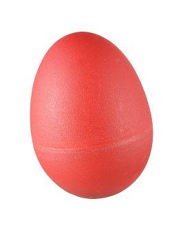 Rhythmus-ei Shake IT Rot, RHYTHMUS-EI SHAKE IT, eier aus kunststoff, ei aus kunststoff, kunststoffeier, ei kunststoff, kunststoffeier bunt,