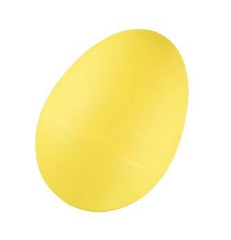 Rhythmus ei shake-it gelb, Eier aus Kunststoff gelb,