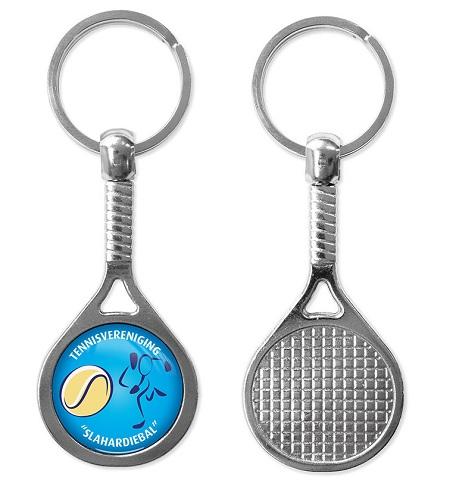 Schluesselanhaenger Tennis, Schluesselanhaenger Sport.