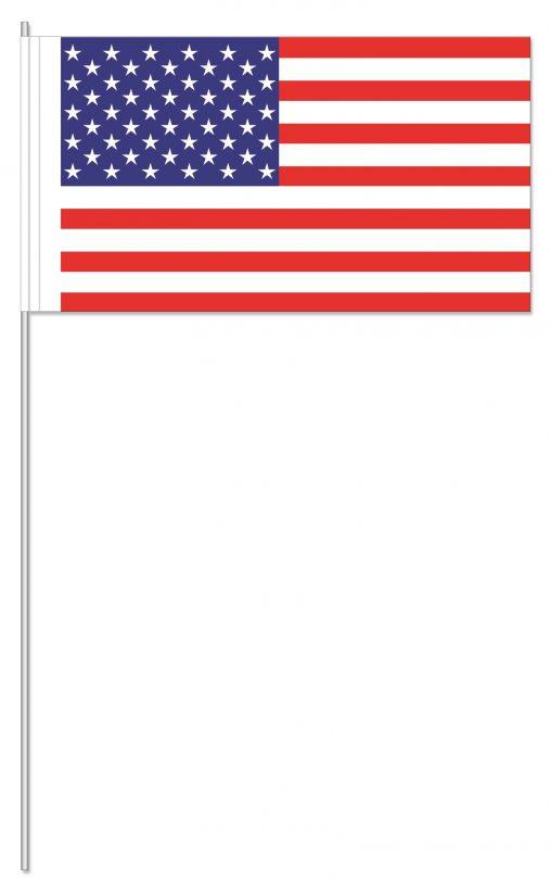 USA Papierfahnen, USA, Papierfahnen, USA Papierfähnchen,