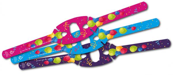 ballon-halter, Party ballon-grip, ballon-grip Colour Spread